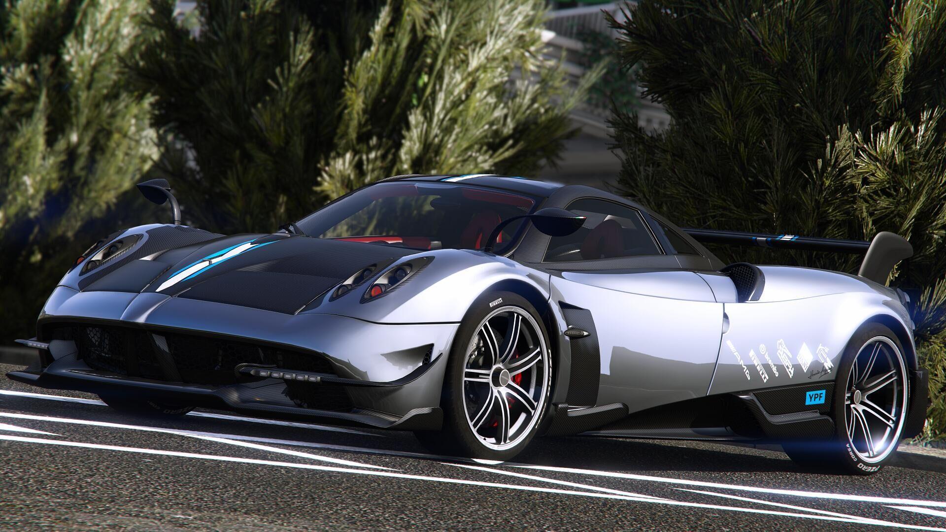 Dodge Aero >> 2016 Pagani Huayra BC [Aero Flaps] - GTA5-Mods.com