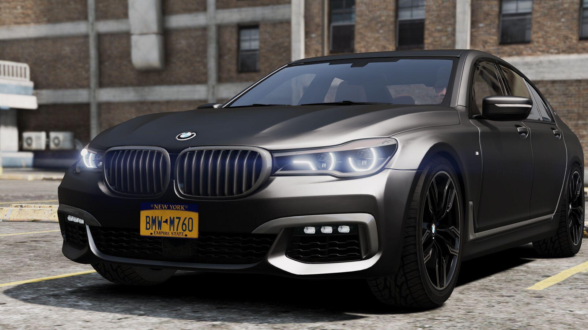 BMW M760i 2017[Add-On / Replace] - GTA5-Mods.com