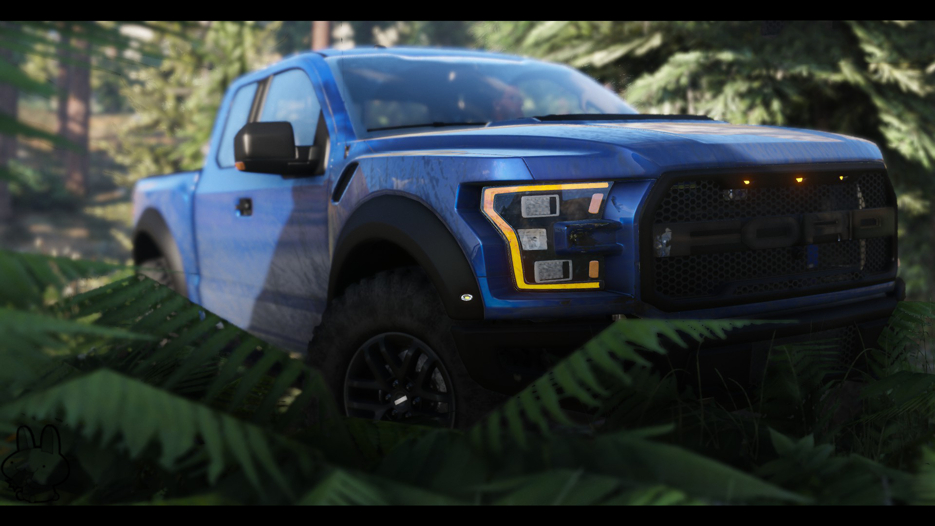2017 Ford Raptor Add On Tuning Hq Gta5 Mods Com
