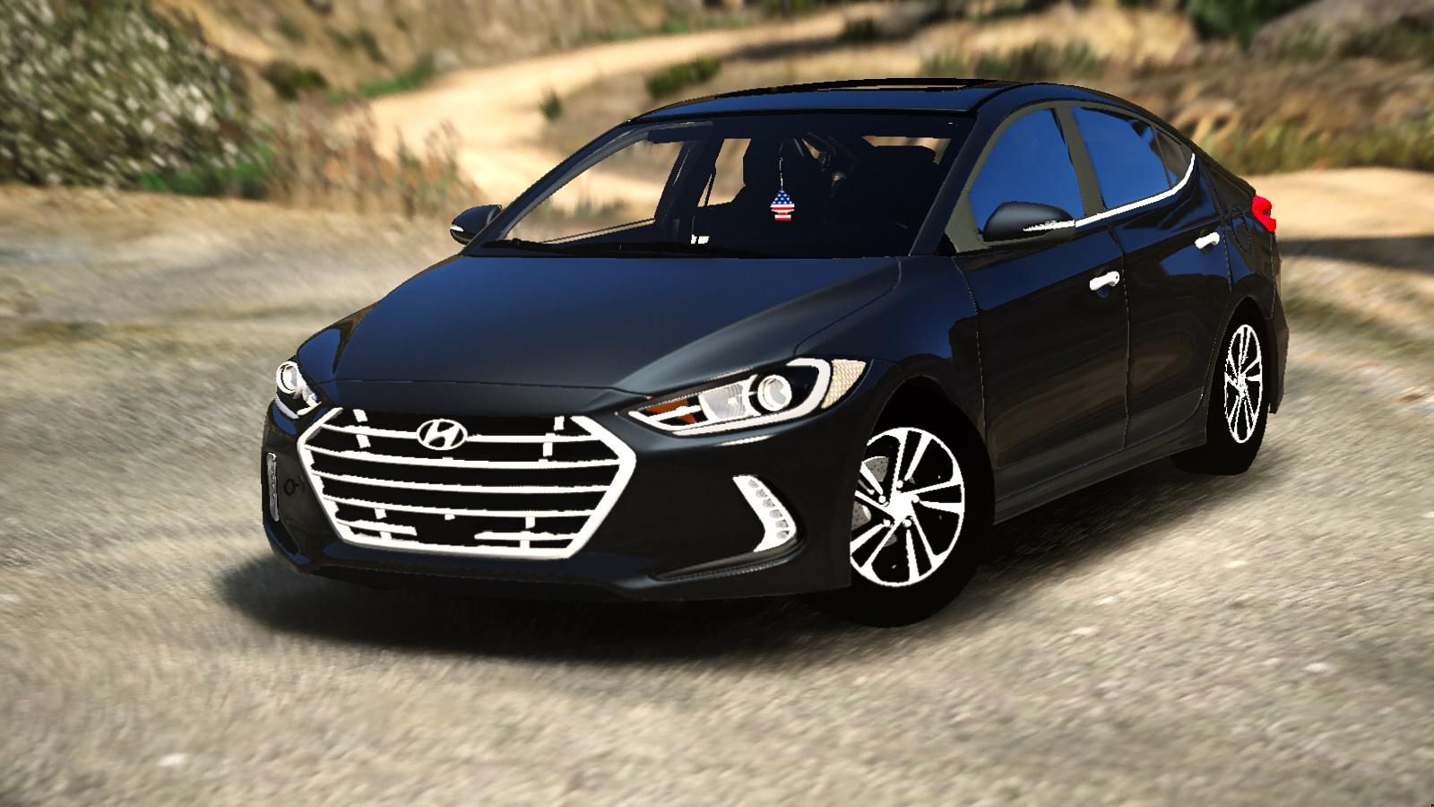 2017 hyundai elantra limited gta5. Black Bedroom Furniture Sets. Home Design Ideas