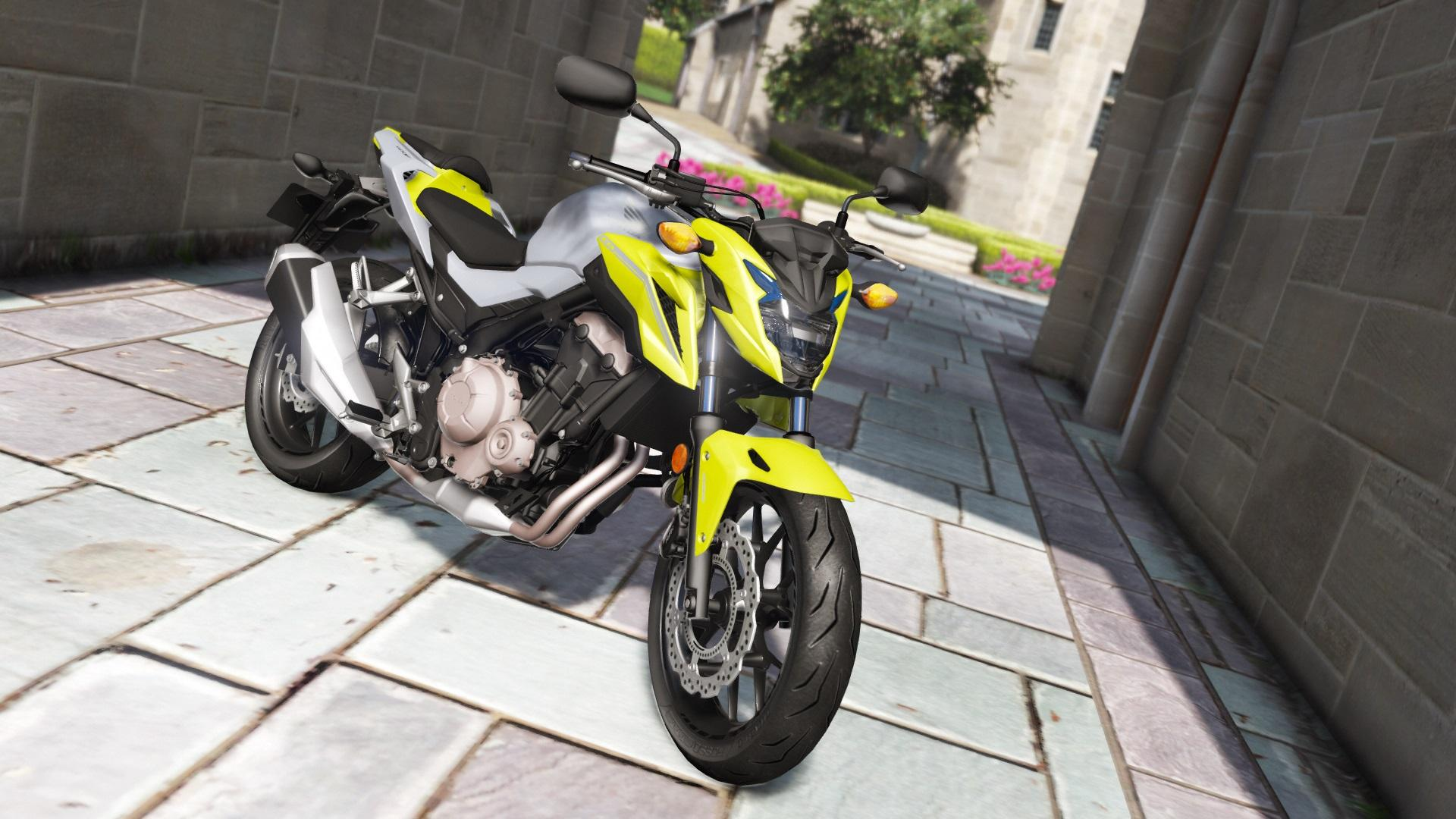 2018 honda cb500f addons tuning gta5. Black Bedroom Furniture Sets. Home Design Ideas