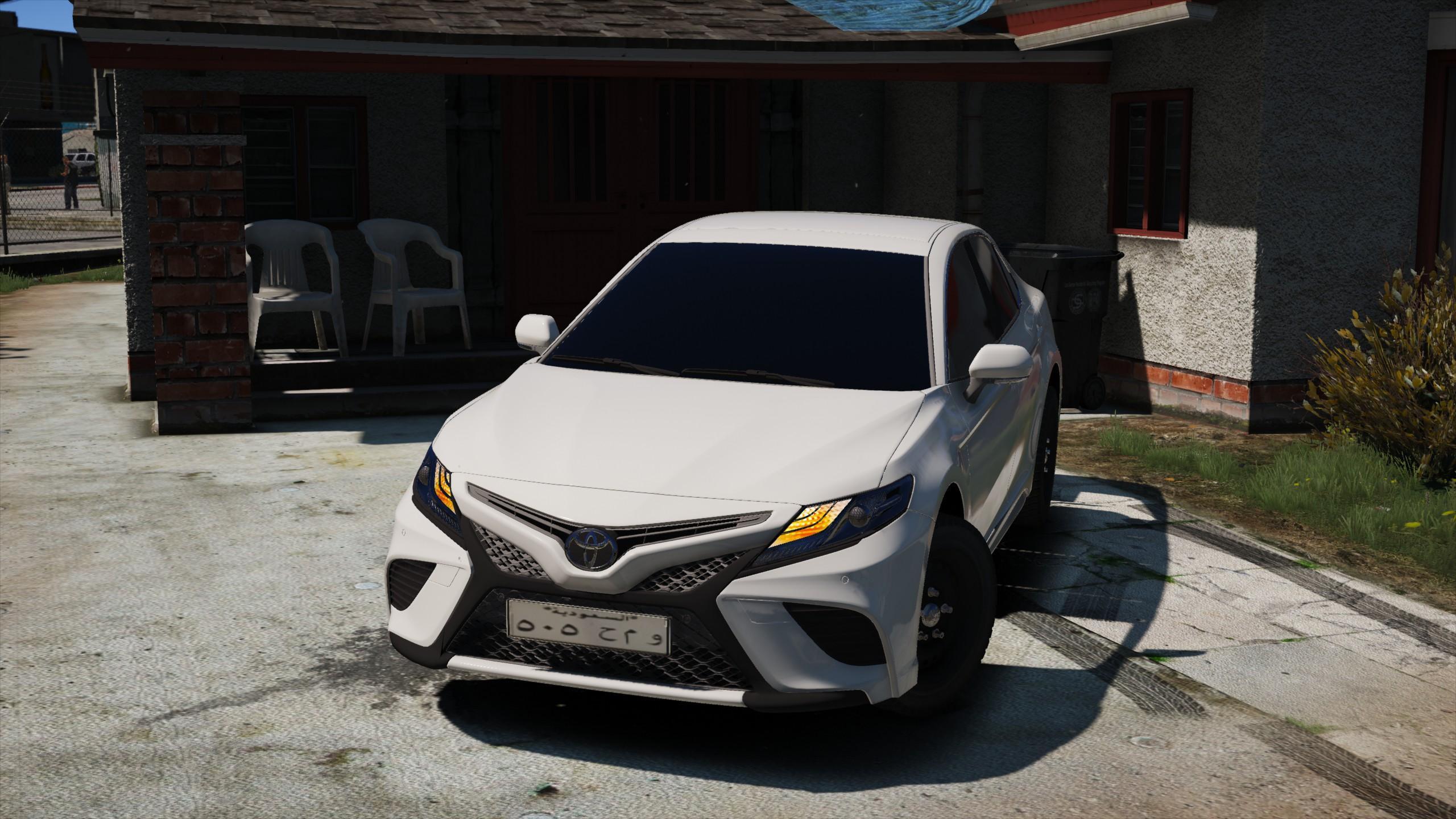 2018 Toyota Camry Hq Replace Gta5 Mods Com