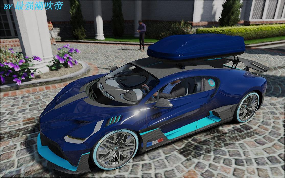 2019 Bugatti Divo Gta5 Mods Com