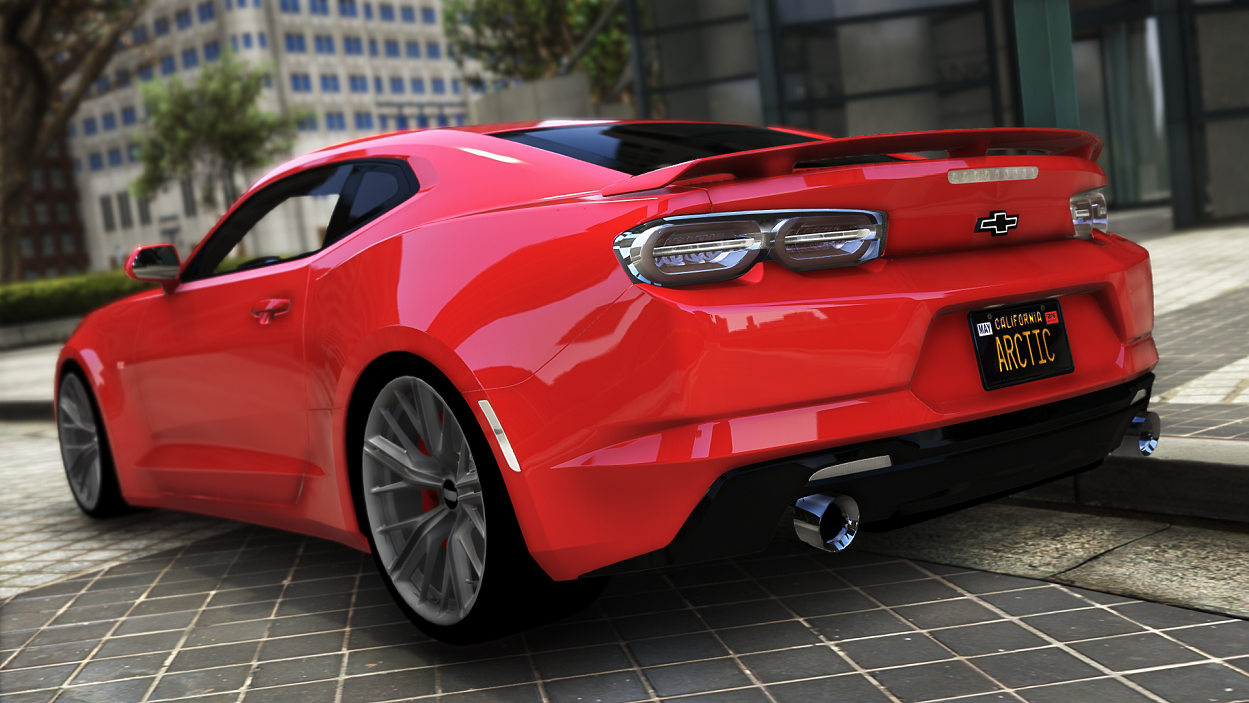 2020 Chevrolet Camaro Ss Add On Replace Tuning Template Unlocked Rs Ss Zl1 1le Widebody Gta5 Mods Com
