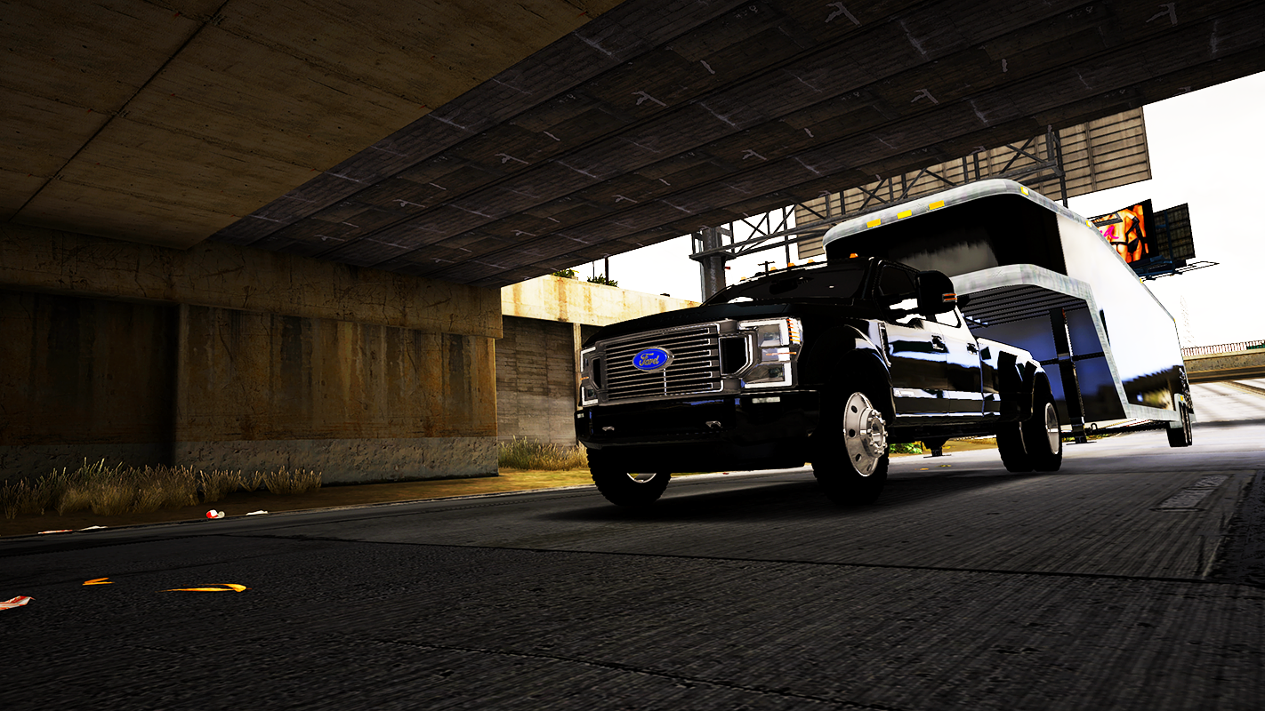 2020 Ford F 350 King Ranch Dually Add On Gta5 Mods Com