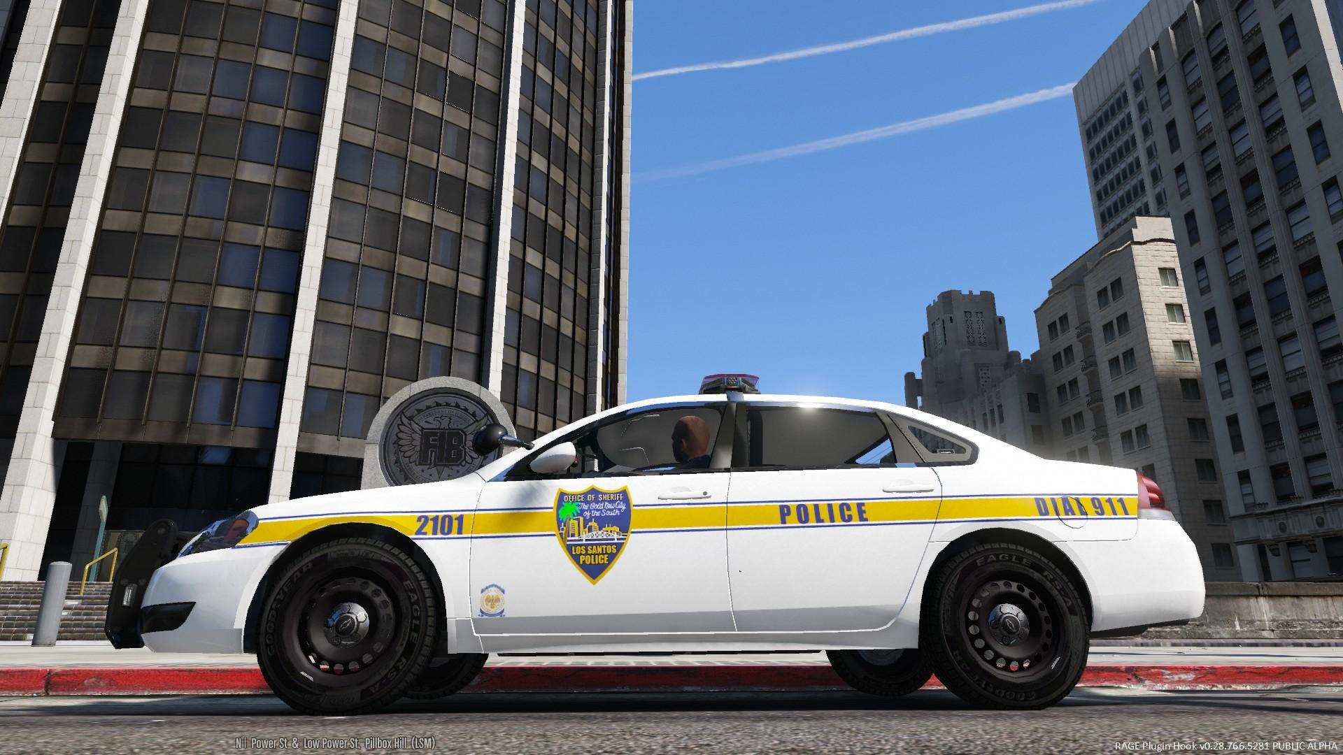 4k Impala Lspd Jacksonville Sheriff S Office Style