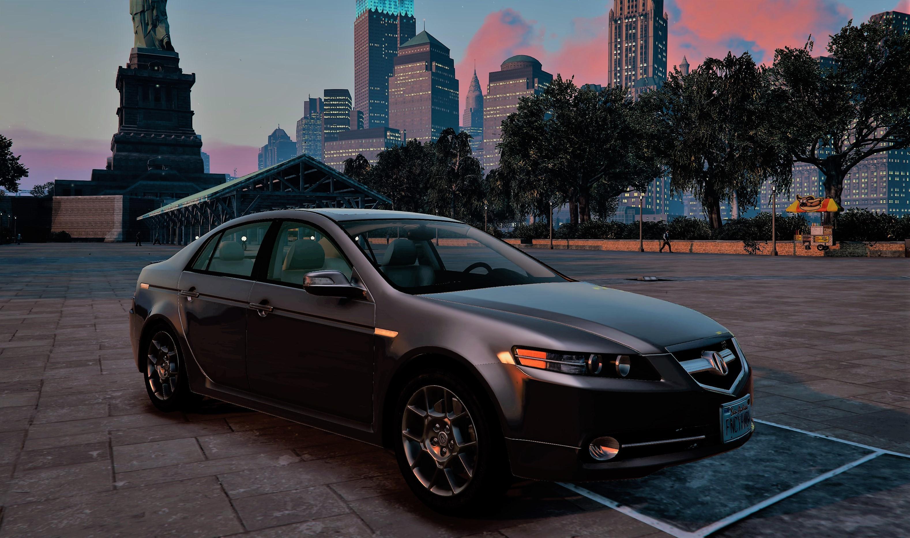 Acura Tl Type S Add On Replace Gta5 Mods Com