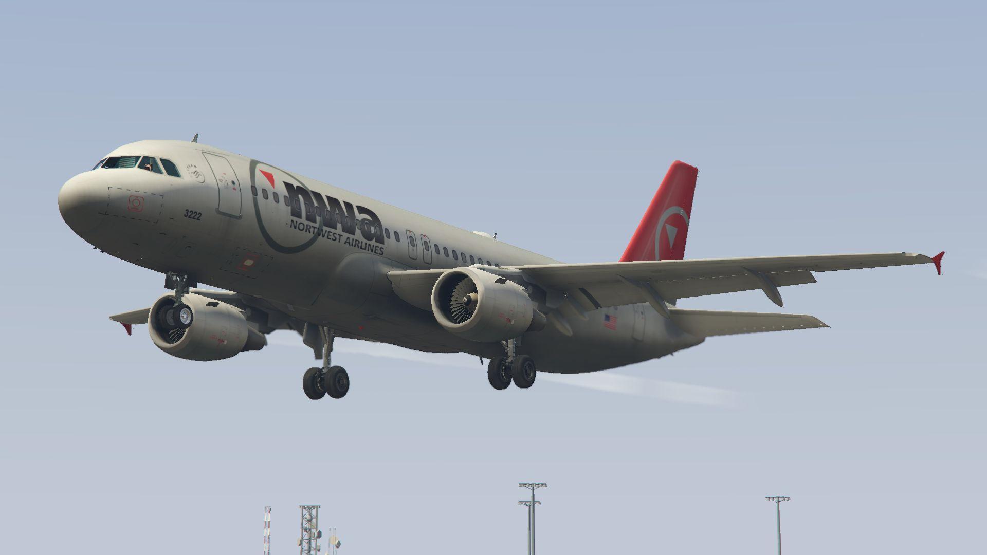 Airbus A320 200 Gta5 Mods Com