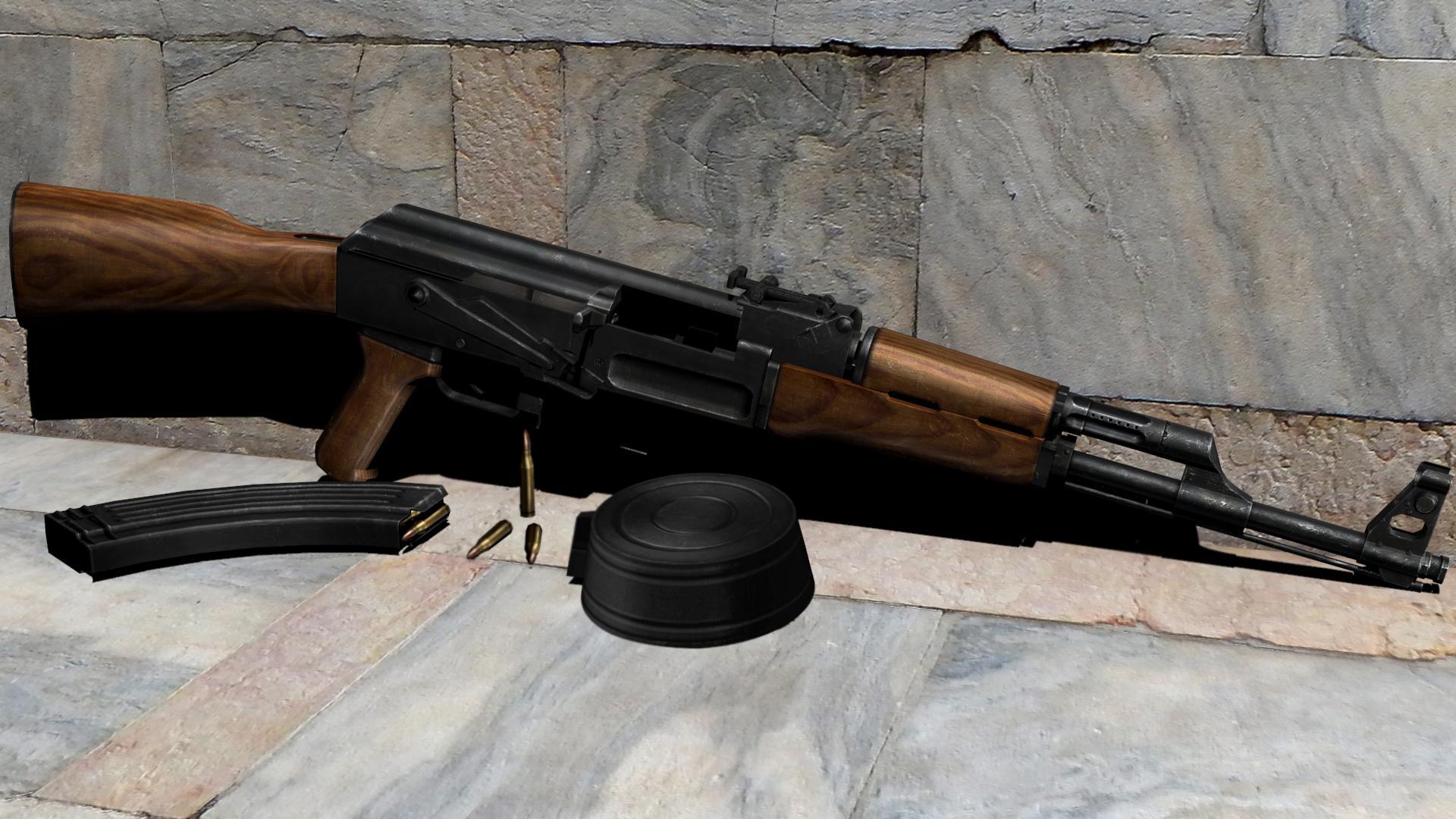 AK-47 [Animated]
