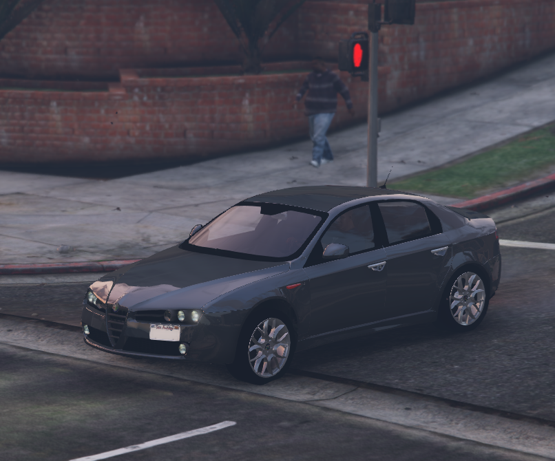 Alfa Romeo 159  GTA5Mods.com