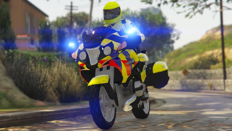 Ambulance Bike Biker Gta5 Mods Com