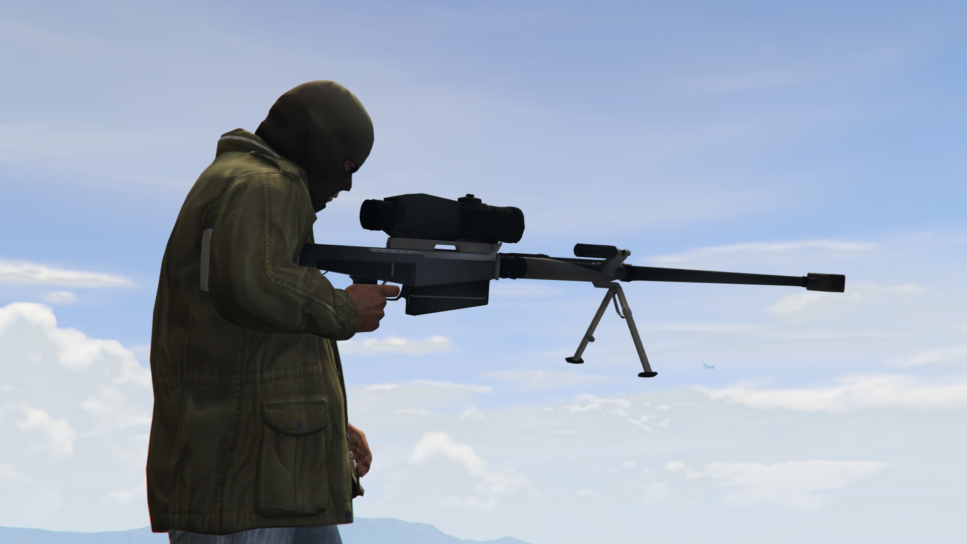 Anti-Material Rifles - GTA5-Mods.com