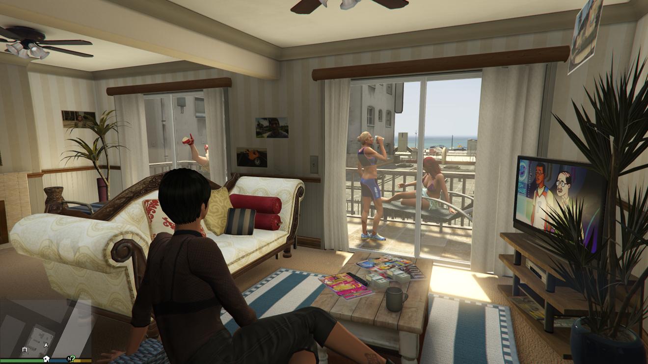 beach apartment - Brown Apartment 2015