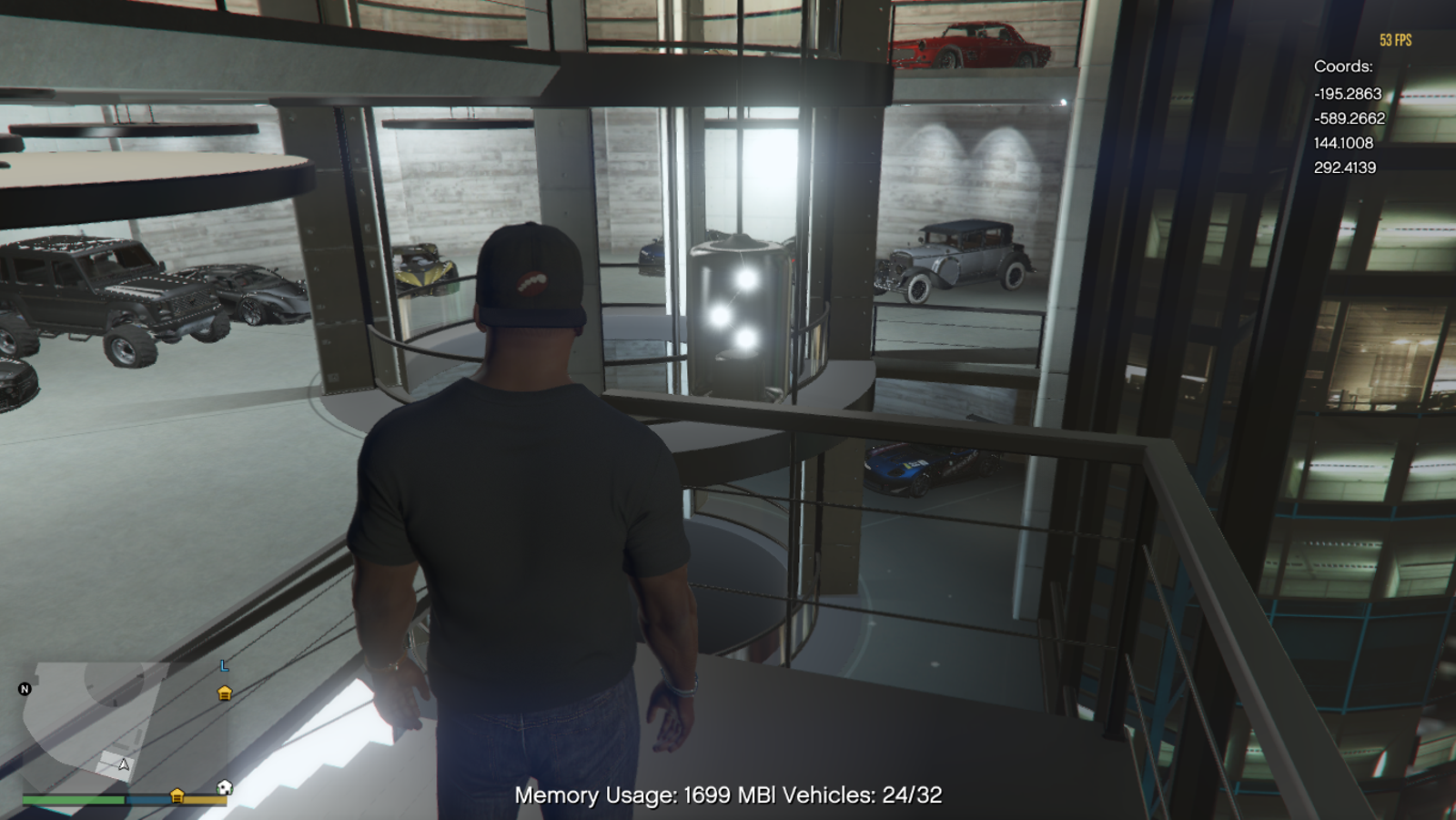 Arcadius Office Garage Gta5 Modscom