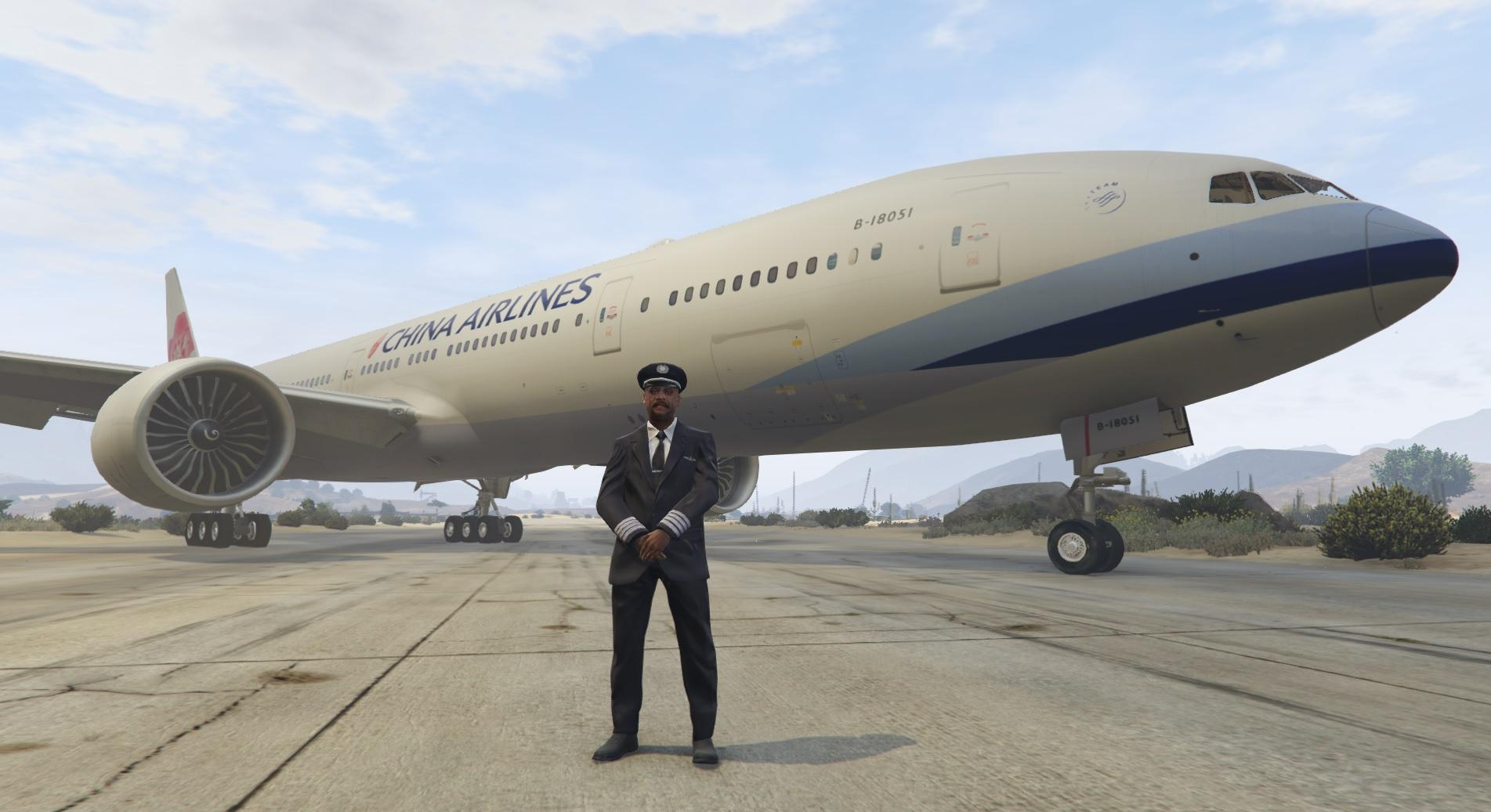 Asian livery pack for boeing 777 300er gta5 for Singapore airlines sito italiano
