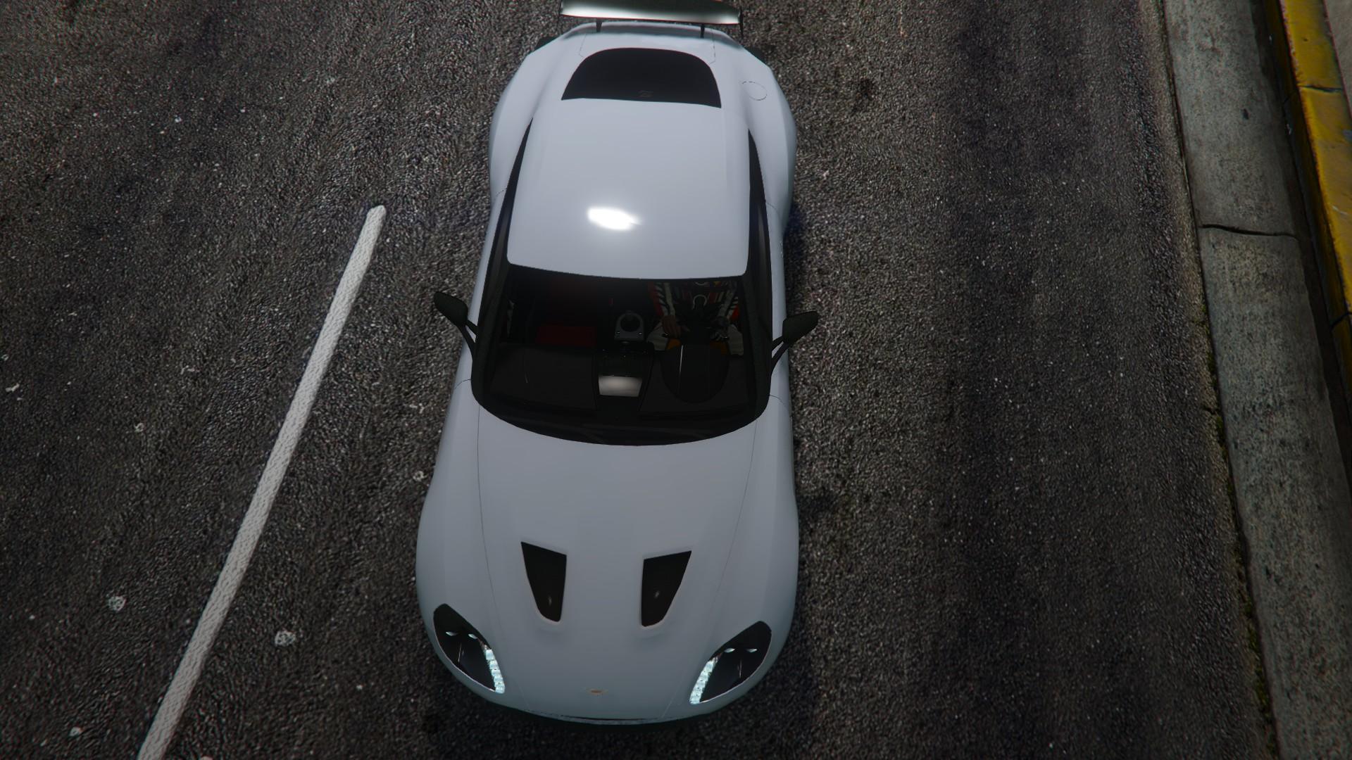 Aston Martin V12 Zagato 2012 GTA5 Mods