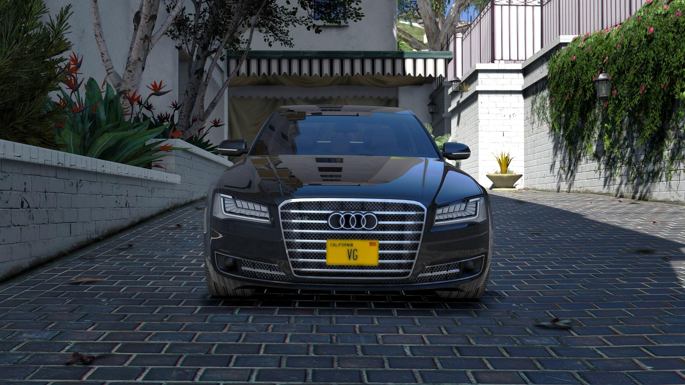 audi s8 add on gta5. Black Bedroom Furniture Sets. Home Design Ideas