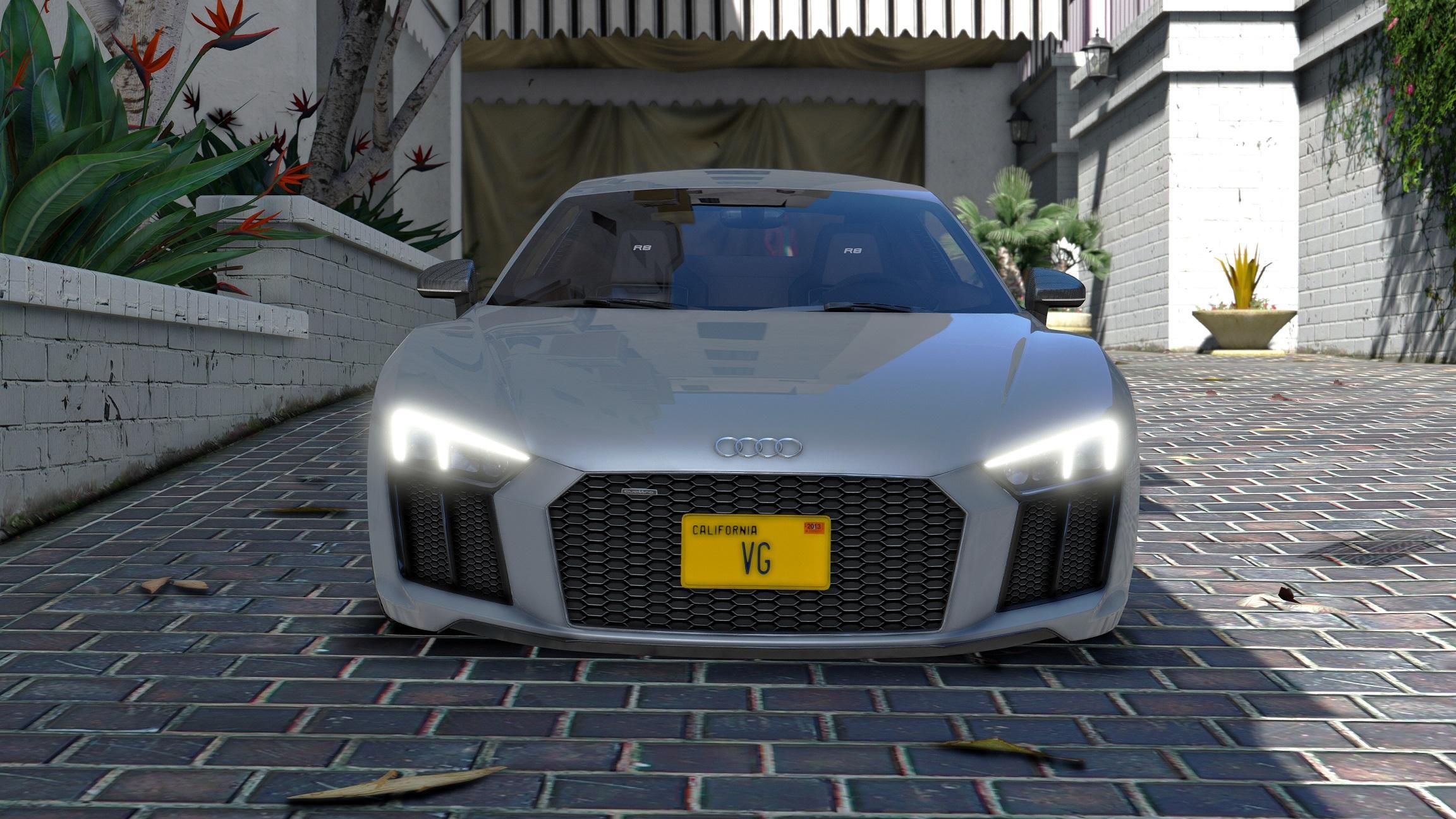 2016 Audi R8 Gta5 Mods Com