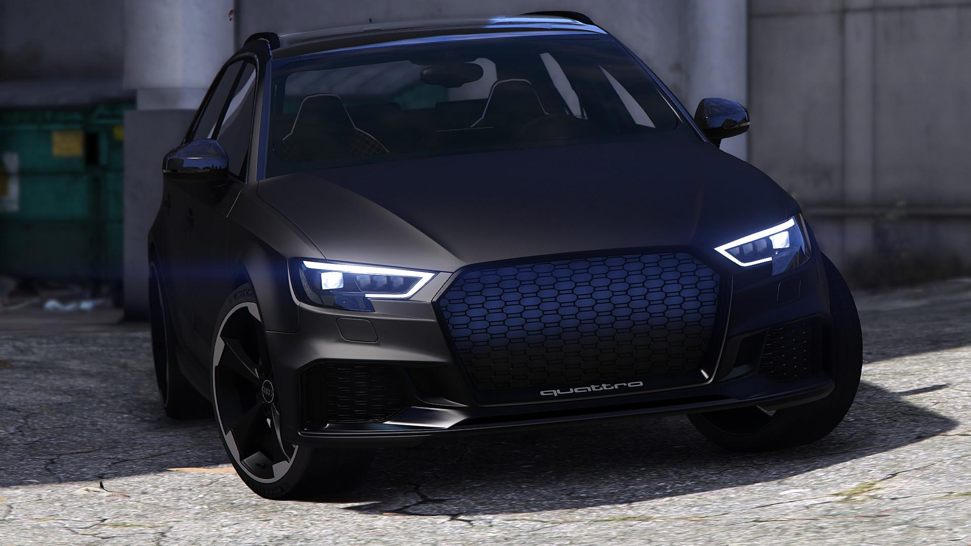 2018 Audi RS3 Parts and Accessories  amazoncom