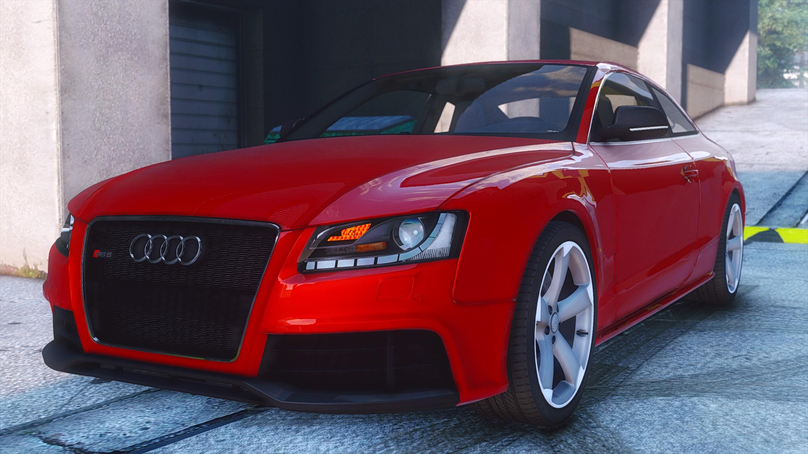 audi rs5 coupe add on gta5. Black Bedroom Furniture Sets. Home Design Ideas