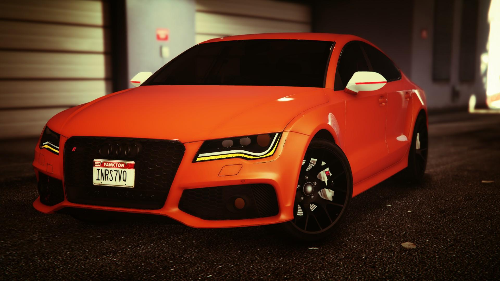 audi rs7 gta5. Black Bedroom Furniture Sets. Home Design Ideas