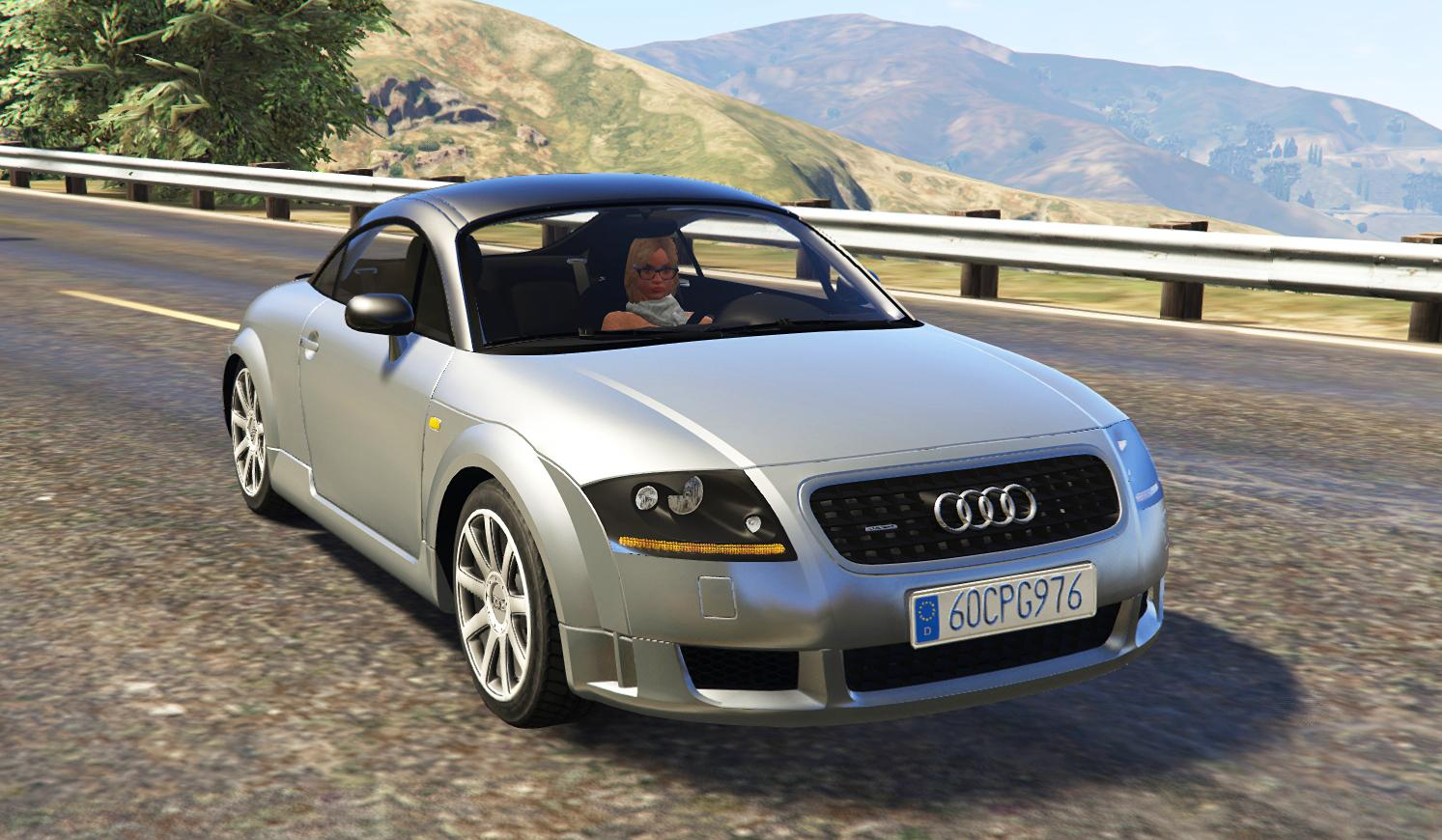 audi tt mk1 add on replace gta5. Black Bedroom Furniture Sets. Home Design Ideas