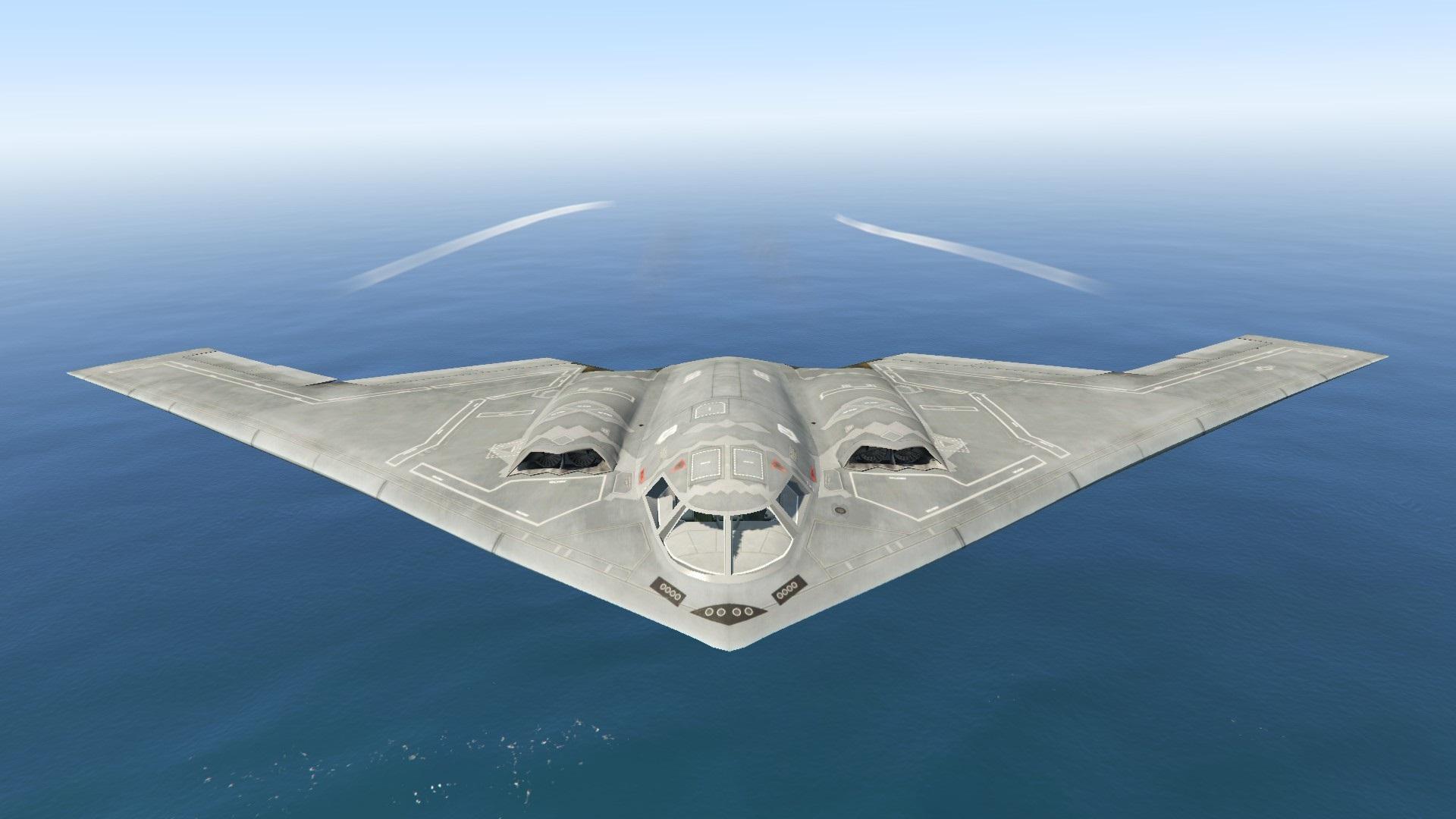 b 2a spirit stealth bomber gta5. Black Bedroom Furniture Sets. Home Design Ideas