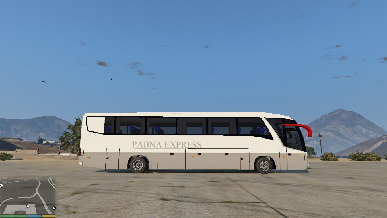 Bangladesh Bus Pabna Express Gta5 Mods Com