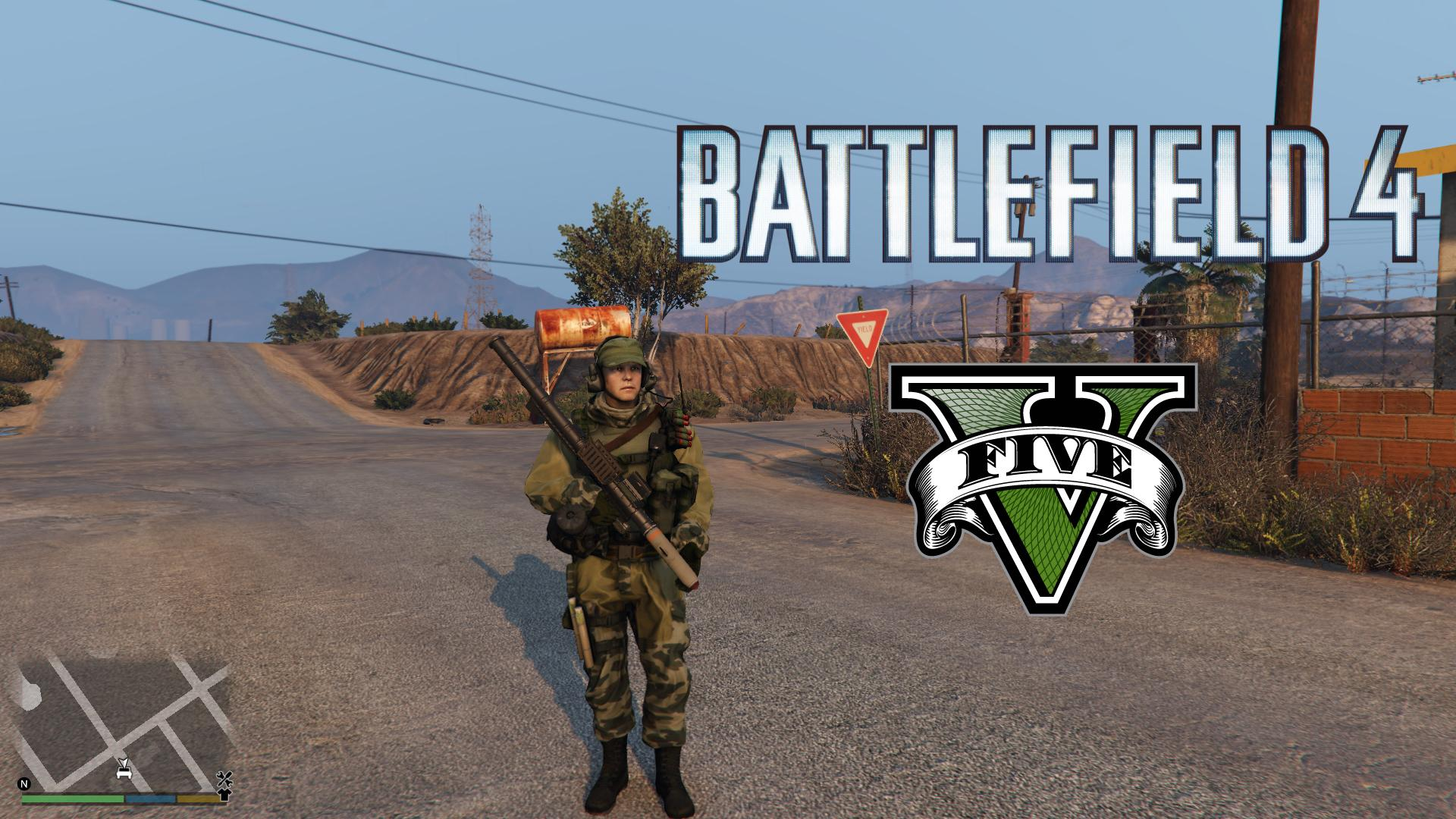 how to start battlefield 4