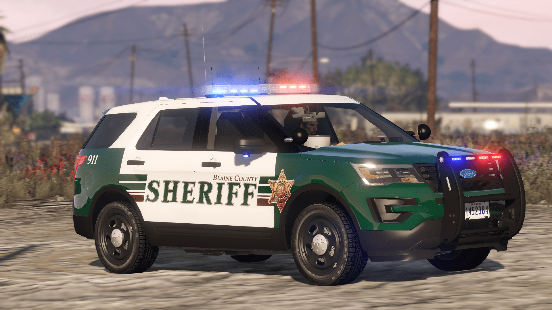 BCSO Pack (Spokane County) - GTA5-Mods com