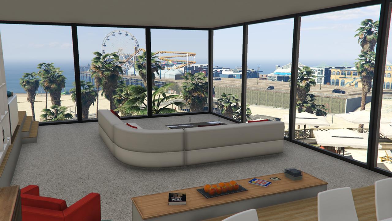 Beach Apartment Gta5 Mods Com
