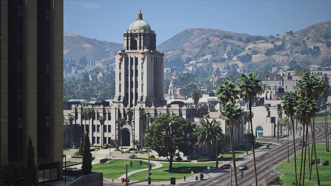 Best Reshade Preset There Ever Was And Ever Will Be - GTA5