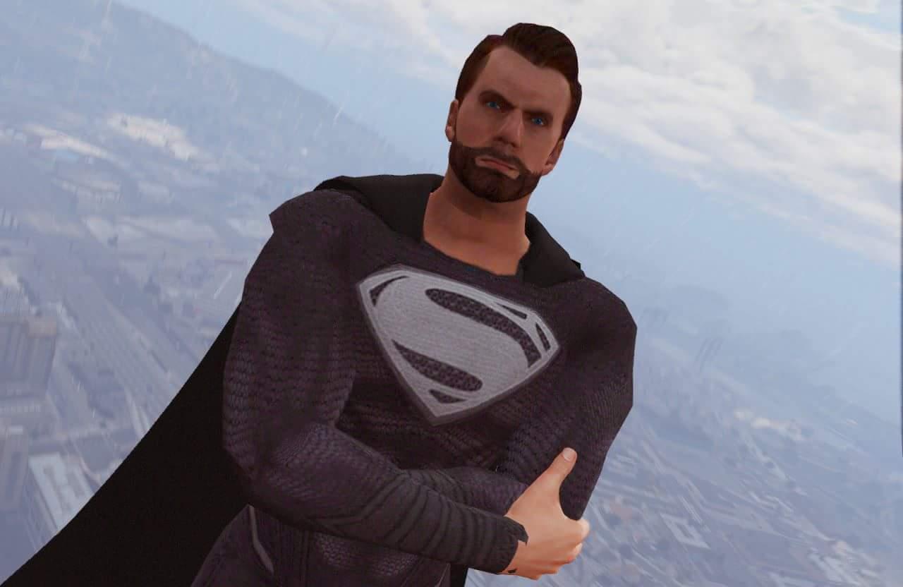 Black Superman 4