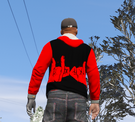 Bloods Gang Clothing