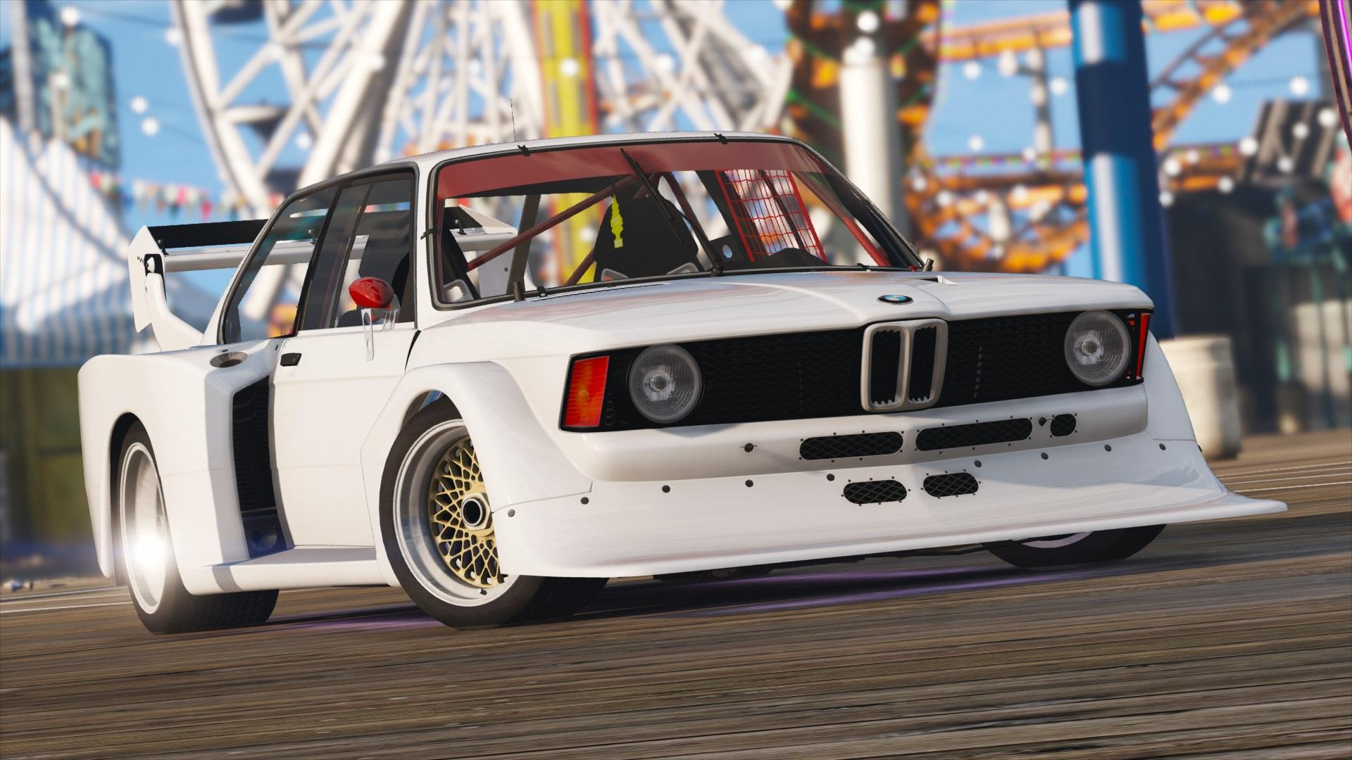 bmw 320i group5 add on replace animated hq gta5. Black Bedroom Furniture Sets. Home Design Ideas