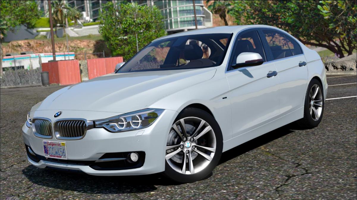 2017 Bmw 335i >> BMW 335i Sedan - GTA5-Mods.com