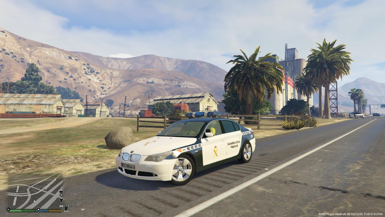 Bmw 525 e60 guardia civil trafico spanish traffic police - Guardia civil trafico zaragoza ...