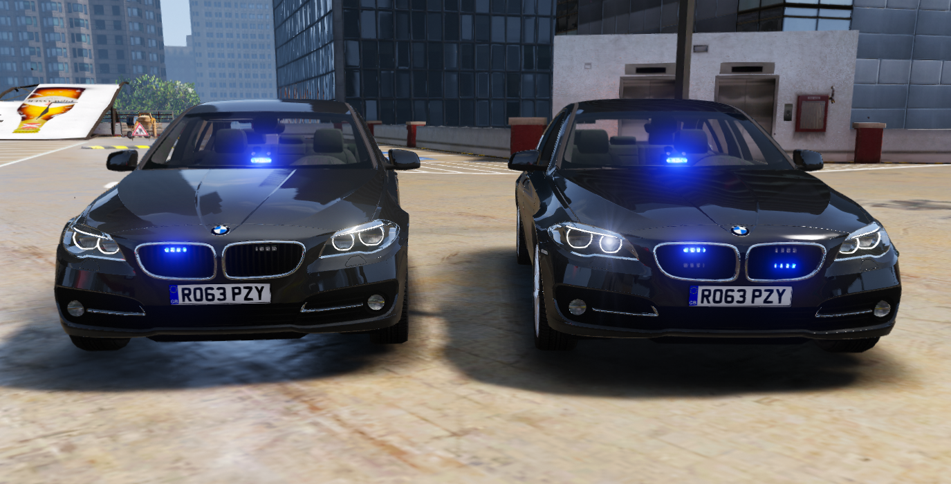 Bmw British Unmarked Pack Els Replace Gta5 Mods Com