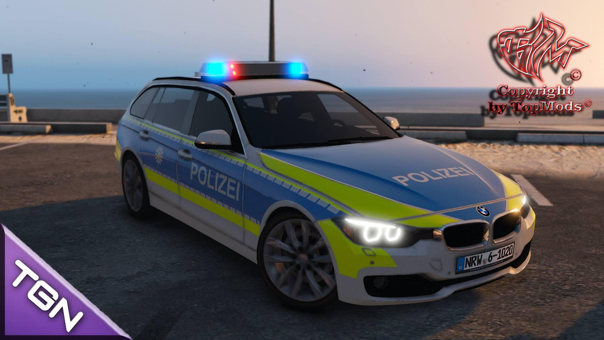 Bmw F31 Polizei Nrw Gta5 Mods Com