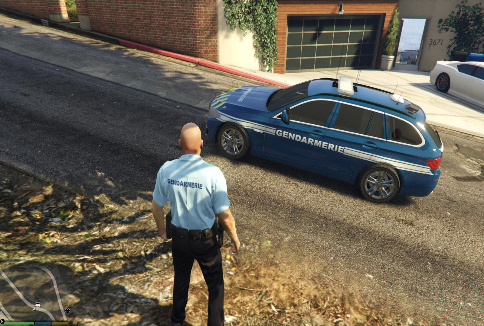 bmw gendarmerie gta5. Black Bedroom Furniture Sets. Home Design Ideas