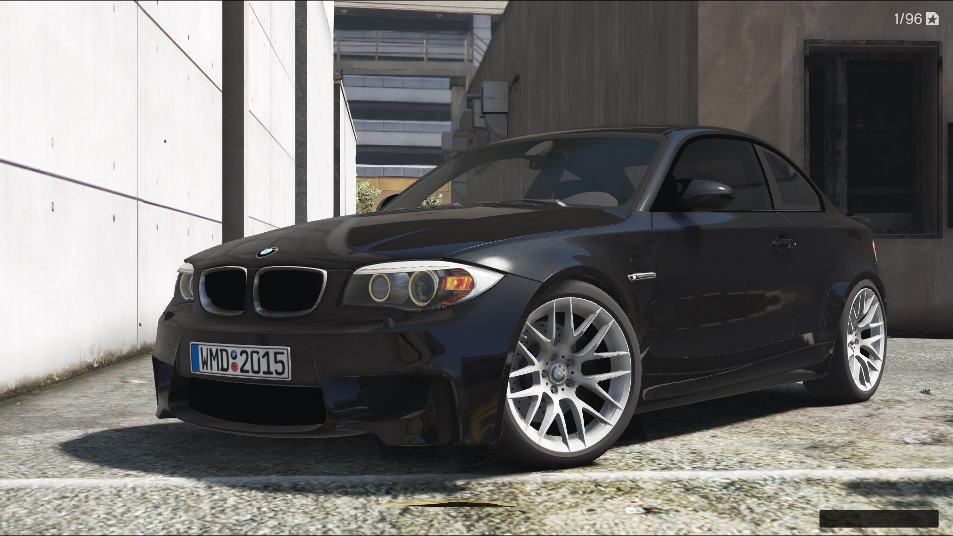 bmw m1 coupe replace hq gta5. Black Bedroom Furniture Sets. Home Design Ideas