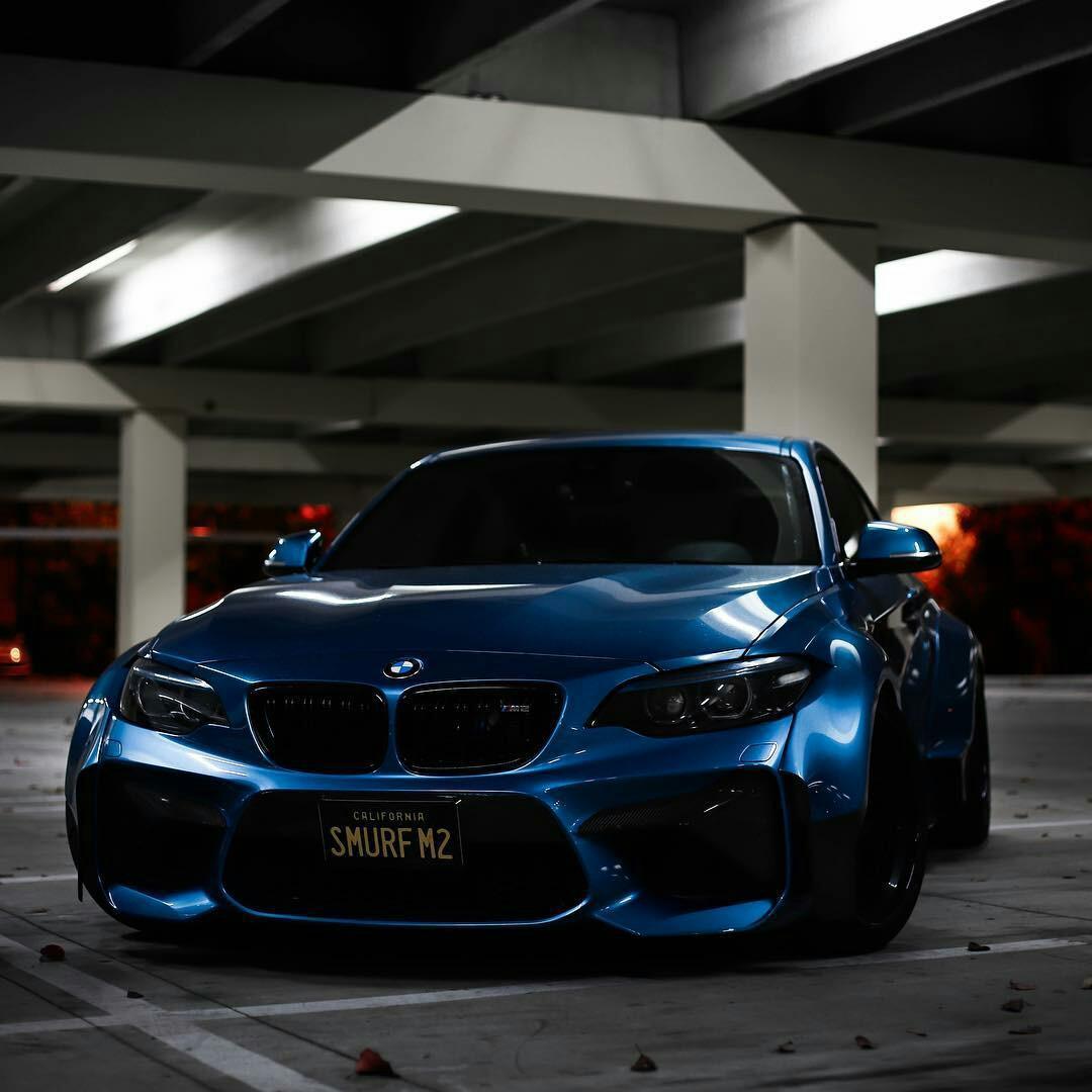 BMW M2 F87 [Handling And Sound]