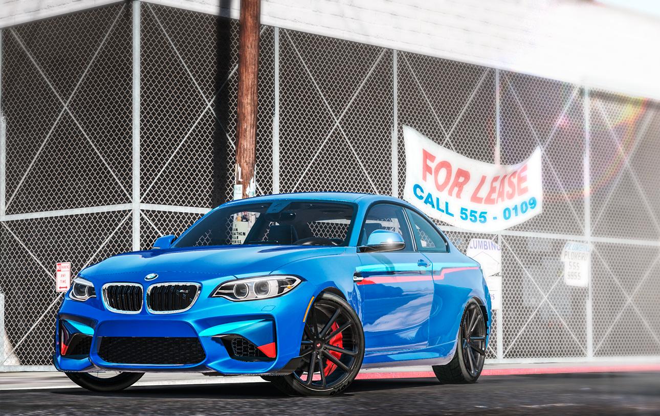 BMW M2 Stripes  GTA5Mods.com