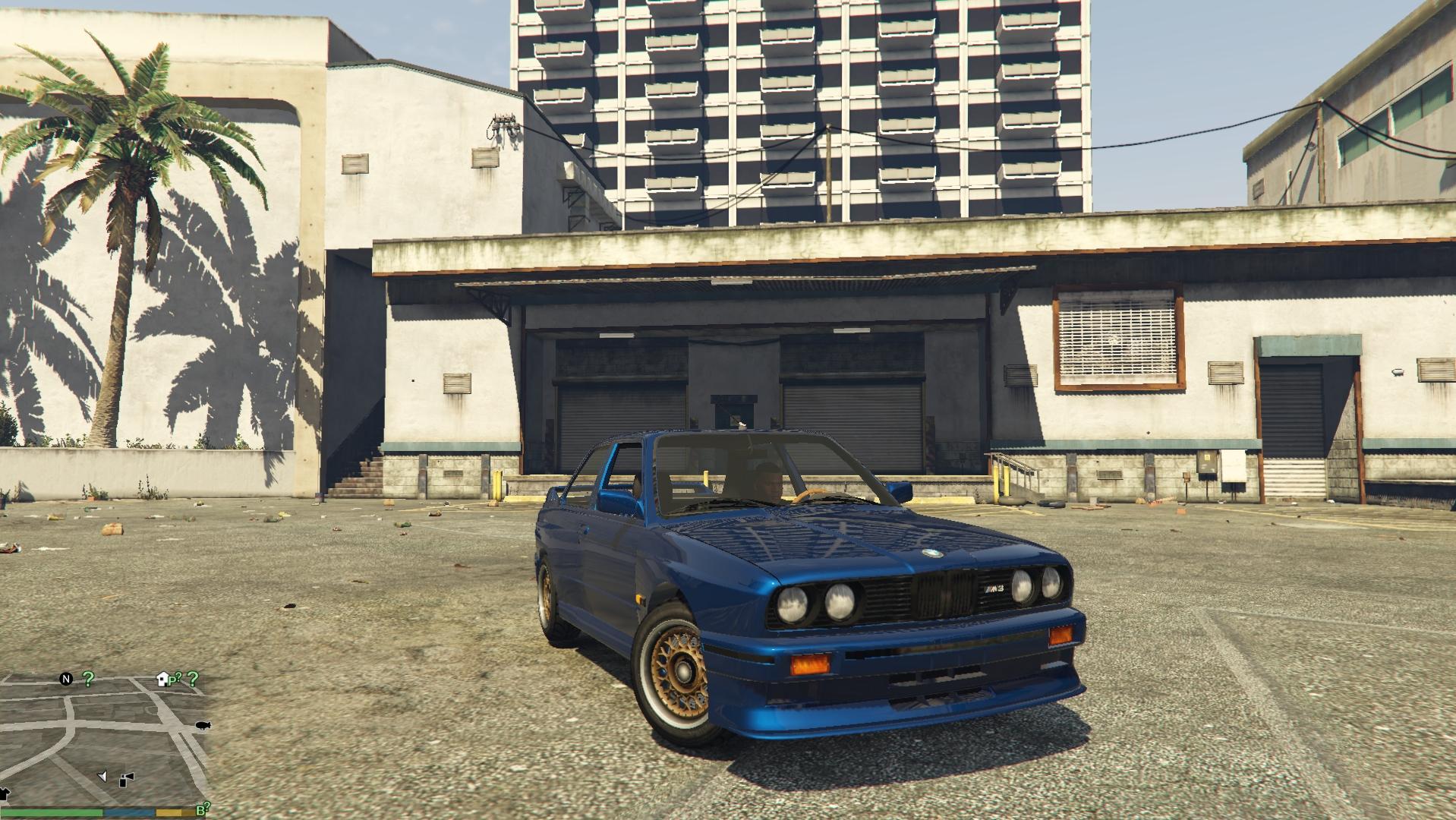 BMW M3 E30  GTA5Modscom