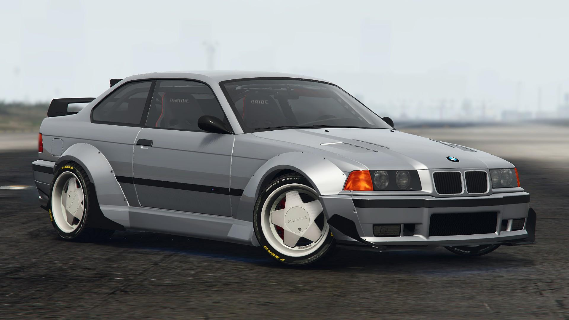 BMW M3 [E36] StreetCustom [Add-On | Tuning] - GTA5-Mods.com