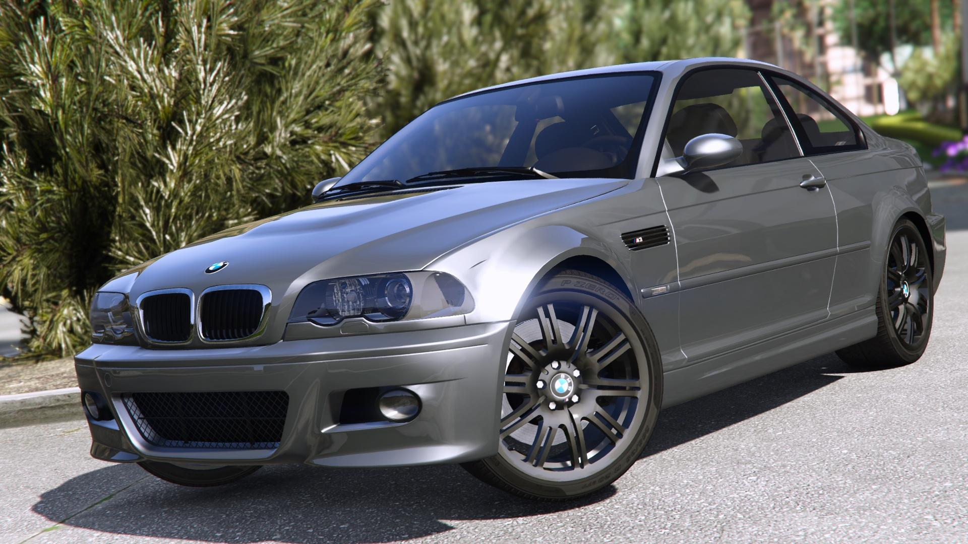bmw m3 e46 2005 add on replace tuning gta5. Black Bedroom Furniture Sets. Home Design Ideas