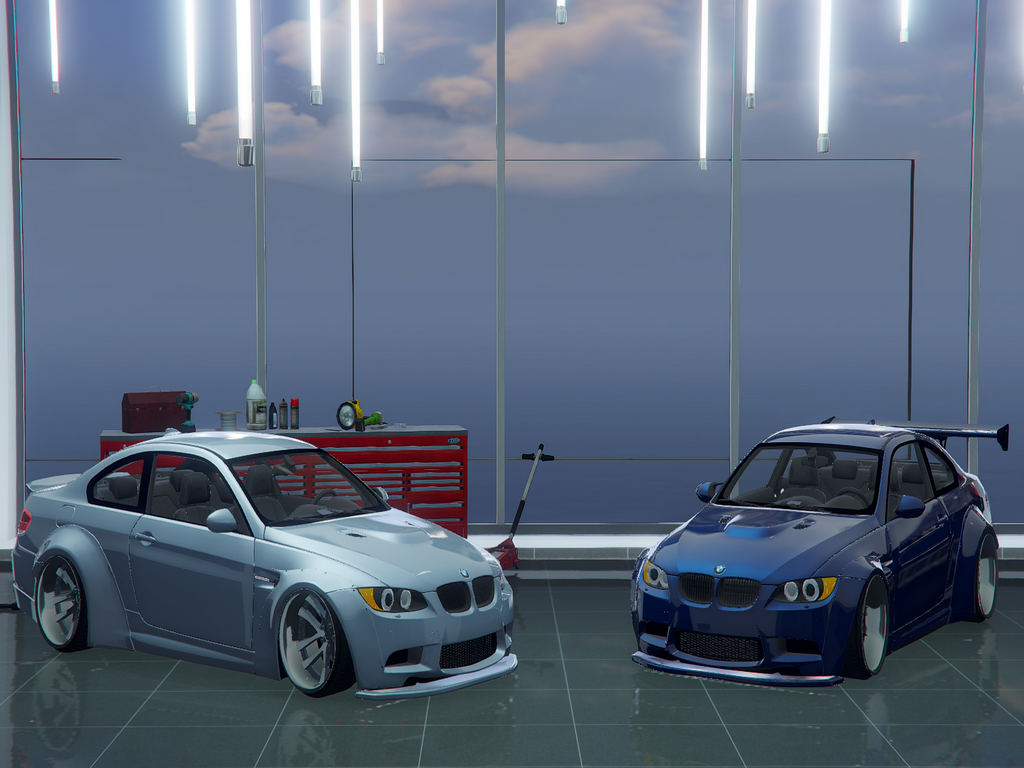 Bmw M3 E92 Liberty Walk Gta5 Mods Com