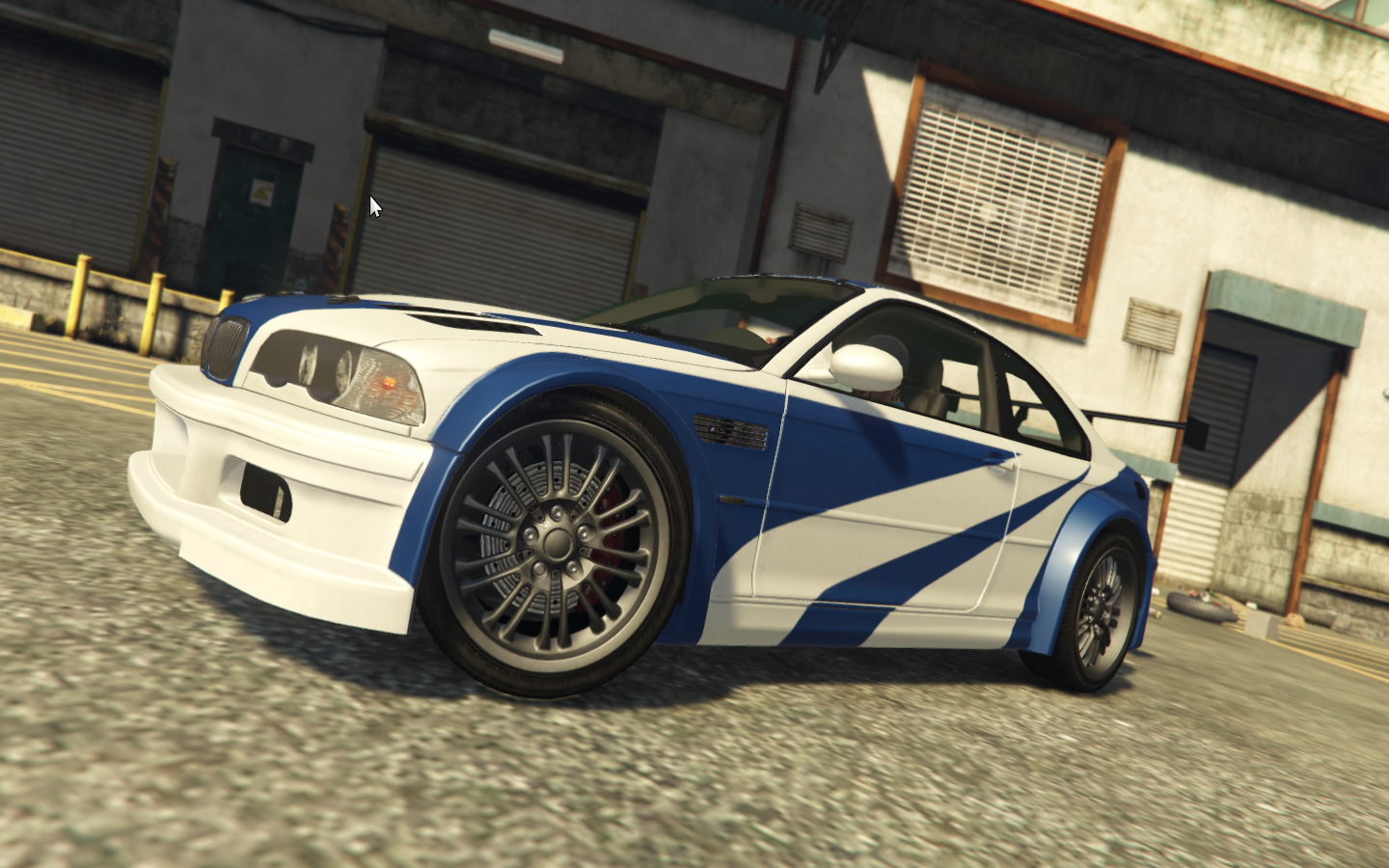 bmw m3 gtr e46 most wanted gta5 mods com