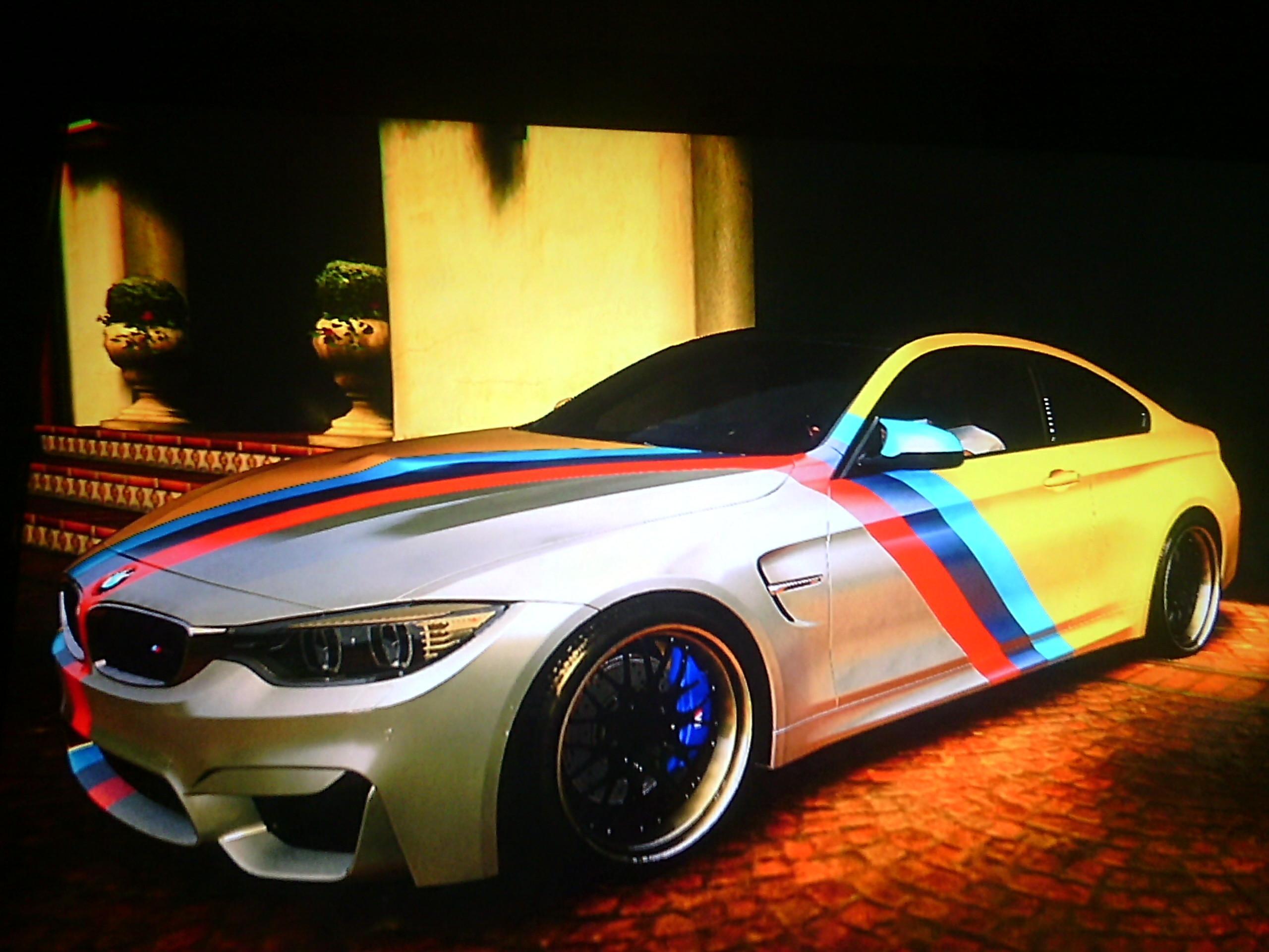BMW M4 Gold Edition - GTA5-Mods.com