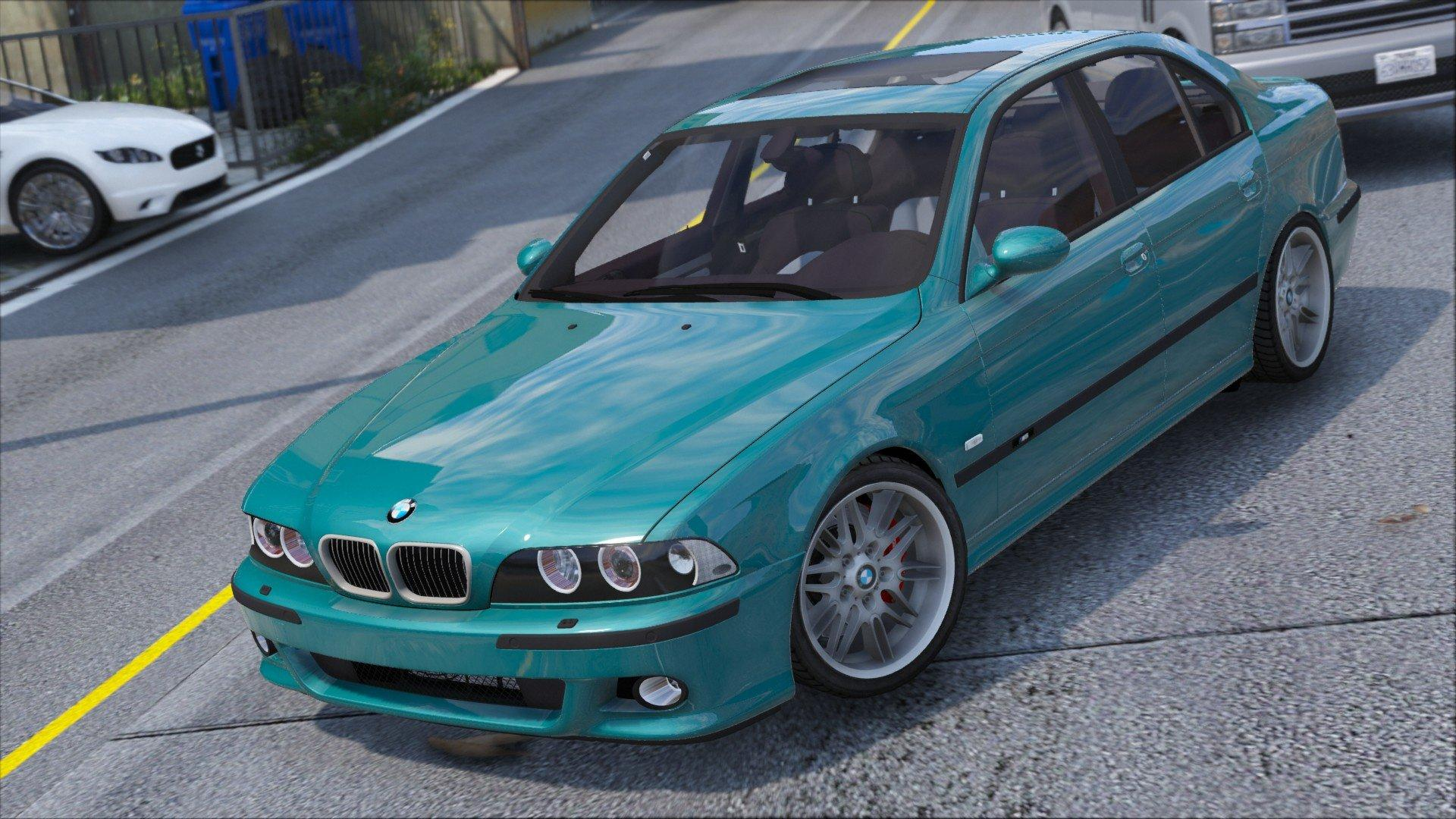 Drift Handling for BMW M5 E39 and Mitsubishi Lancer ...